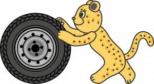 お得な事例*「タイヤ専門店の7割ぐらいで済みました」