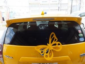 町田市Y様よりトヨタアクアのタイヤ交換を承りました