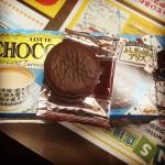 お菓子大好き♡LOTTE CHOCO PIE ロイヤルミルクティー味