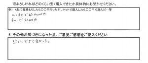 お得な事例*日産セレナ195/60R16  3万円近くの節約!!