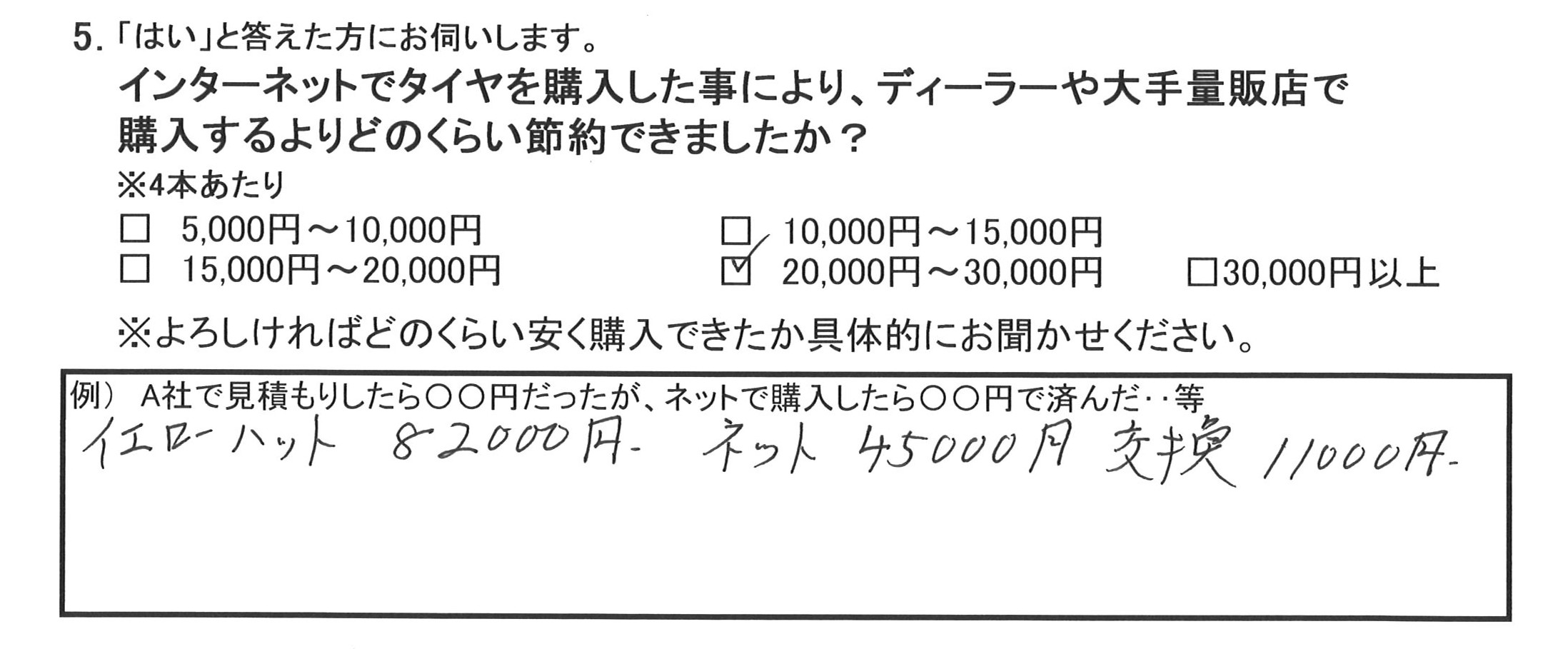 20160612早坂様アンケート