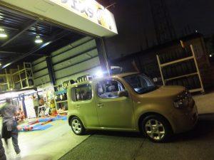 お得な事例*日産 キューブ 175/65R15  タイヤ4本で約20,000円位のお得!!