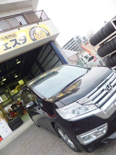 川崎市N様 ステップワゴン「即日交換、他店で断られる中スムーズな対応!」