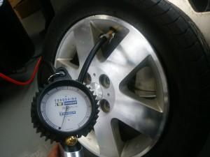 今日の講義*空気圧のお話♪①|持ち込みタイヤ交換専門店タイヤフェスタ