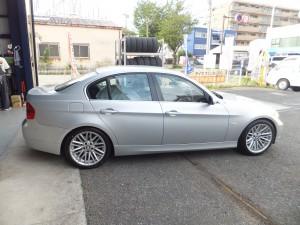お得な実例*BMW 235/40R18 約半額!!
