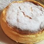 フロントスタッフの日常*話題の「魔法のケーキ」作ってみました!