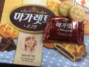 お菓子大好き♡韓国のクッキー LOTTEマーガレット