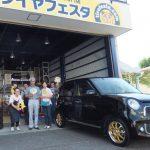 平塚市T様 ホンダN-ONE ネットならタイヤの値段でホイールセットが!!スタッフとパチリ♪