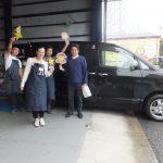 厚木市K様 トヨタヴォクシーのタイヤ交換をタイヤフェスタ込み込みセットで承りました!