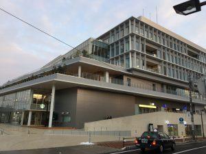 大和市文化創造拠点シリウスにタイヤフェスタのチラシあります!