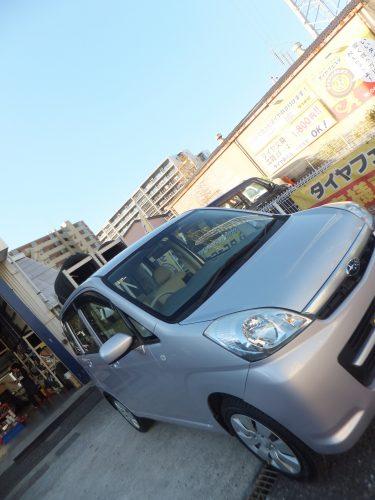 横浜市栄区S様 スバルステラ オールシーズンタイヤで約2万円のお得♪