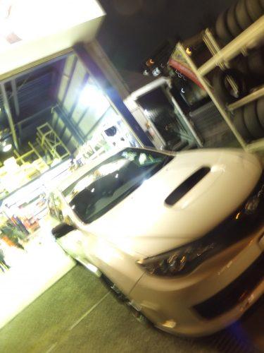藤沢市S様 スバルインプレッサのタイヤ交換を承りました。