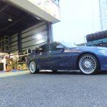 BMW アルピナ D3のタイヤ交換を承りました!