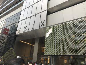 GW最終日 銀座シックスでウィンドーショッピング