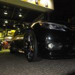 相模原市O様 トヨタマークXのタイヤ交換を承りました。