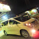 大和市K様 トヨタ アルファードのタイヤ交換を承りました。
