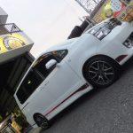 大和市H様よりトヨタヴォクシーのタイヤ交換を承りました!!