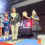 大和市K様 マジェスタのタイヤ交換で約13万円のお得!スタッフとパチリ♪