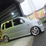 大和市T様よりワゴンRのタイヤ交換を承りました!