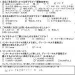 藤沢市H様 ホンダフィットのタイヤ交換で約3万円のお得!!