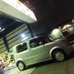 横浜市瀬谷区S様 日産キューブ「初めてネットでタイヤを購入しました」