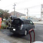 大和市O様よりホンダステップワゴンのタイヤ交換を承りました!!