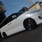横浜市S様よりエスティマのタイヤの交換を承りました!!