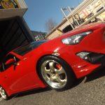 2回目のご利用♪大和市Y様 トヨタ86 タイヤをネットで購入して3万円以上の節約!!