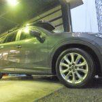 綾瀬市K様 マツダCX-5 タイヤをネットで買って約4万円の節約!!