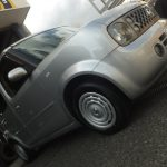 横浜市瀬谷区E様 日産キューブ「自分で注文したタイヤを直送でき、都合の良い日時で作業!」