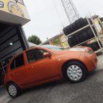 鎌倉市K様 日産マーチ「廃タイヤ等、必要なことも安く済んだので助かりました!」