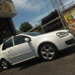 藤沢市I様 VWゴルフ タイヤをネットでタイヤを購入して「全体で半額位で購入できた!」