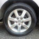 大和市K様 ホンダステップワゴン タイヤ交換を承りました!
