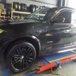 横浜市泉区O様 BMWX3のタイヤで約15,000円の節約!!