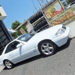鎌倉市M様 メルセデスベンツ ネットでタイヤを買って3万円以上の節約!!