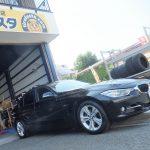 東京都町田市O様 BMW ネットでタイヤを買って3万円以上の節約!!