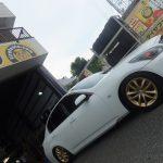大和市T様より日産スカイラインのタイヤ交換を承りました!!