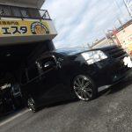 川崎市N様よりトヨタノアのタイヤ交換を承りました。