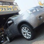横須賀市T様より日産エクストレイルのタイヤ交換を承りました♪