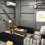 着々と準備中♪タイヤフェスタ湘南平塚店の待合室を飾り付け♡