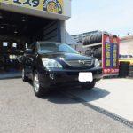 大和店♪藤沢市T様 ハリアーハイブリッド ネットでタイヤを買って約5万円の節約!!「急な依頼でしたが、当日予約も可能で、ネットでも状況が確認でき大変助かりました。」♪