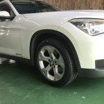 湘南平塚店♬♪藤沢市K様BMWX1のタイヤ交換を承りました♪【ランフラットも安心!】