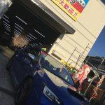 湘南平塚店♬♪秦野市S様スバルWRXのタイヤ交換を承りました♪