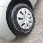 大和店♪横浜市旭区H様よりヴィッツのタイヤ交換を承りました♪決め手は「近さ」「安さ」「タイヤを直送できるから」