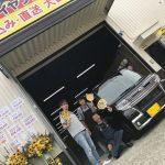 湘南平塚店!!茅ヶ崎市Y様 タントカスタム「とても丁寧な対応で安心しました」スタッフとパチリ♪