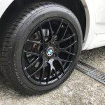 湘南平塚店!藤沢市S様 BMWのタイヤ交換を承りました!♪