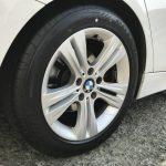 広がるご紹介の輪♪湘南平塚店 秦野市I様BMWのタイヤ交換を承りました♪