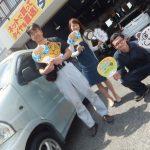 綾瀬市M様 ダイハツ アトレー7「古いスタッドレスタイヤについてプロの適切なアドバイスがあり、わかりました!!」