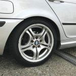 湘南平塚店! 大磯町A様 BMW318iのタイヤ交換で1万円~1万5千円節約!!!