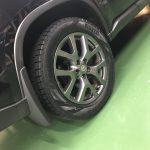 湘南平塚店♪プレミアム会員の藤沢市 K様  日産 エクストレイルのタイヤ交換を承りました♪